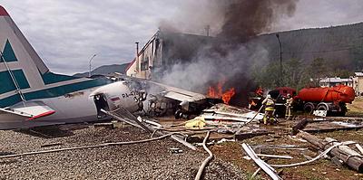 Аварийная посадка Ан-24 в Бурятии. Главное