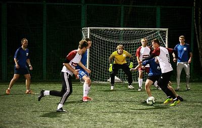 Команда ТАСС выиграла серебро в крупнейшем корпоративном футбольном первенстве страны