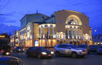 История Волковского театра
