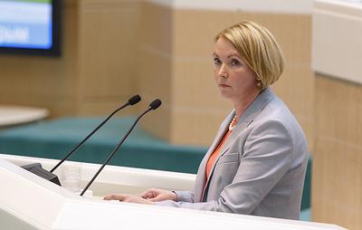 Сенатор Ирина Гехт станет первым замглавы Челябинской области