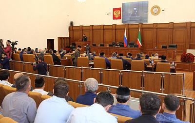 Парламент Чечни одобрил переименование родового села Кадырова в Ахмат-Юрт