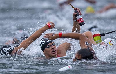 Россиянин Беляев завоевал серебро в плавании на открытой воде на ЧМ по водным видам спорта