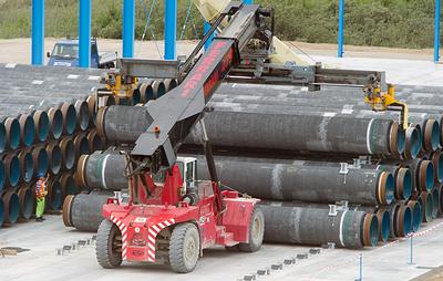 Дания выдала первое разрешение на прокладку газопровода Baltic Pipe