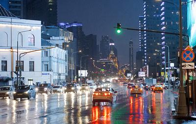 Очередной циклон с дождями и грозами придет в Москву 23 июля