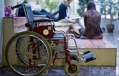 Минздрав заявил об увеличении числа детей с инвалидностью