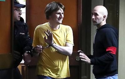 Блогер Синица признал факт угрозы детям сотрудников полиции