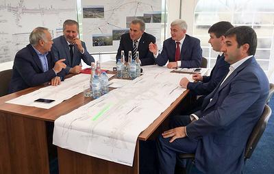 """Около 300 построек в зоне реконструкции 26 километров трассы """"Кавказ"""" выкупят в Ингушетии"""