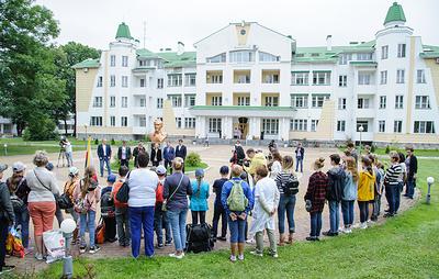 Полсотни детей из пострадавших от паводка районов Приангарья отдохнут под Воронежем
