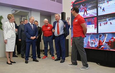 Роман Ротенберг: программа подготовки хоккеистов вскоре будет работать по всей России