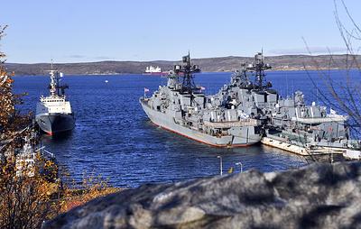 Минобороны предлагает узаконить статус Северного флота как отдельного военного округа