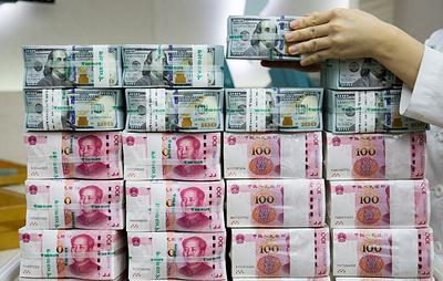 Как менялся курс юаня