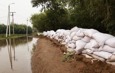 Пик дальневосточного паводка пришел в Еврейскую автономную область