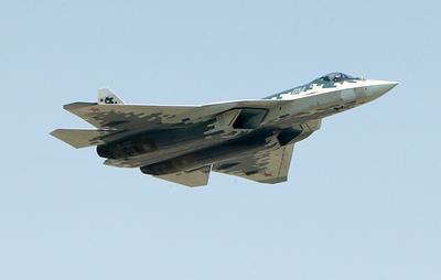 Командующий ВВС РФ: государственные испытания истребителя Су-57 завершатся в 2019 году