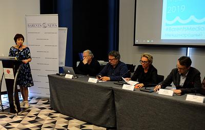 Форум ECO-MEDIA-BARENTS-2019 собрал ведущих журналистов и экологов стран Баренцева региона