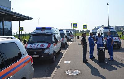 Из 23 направленных в больницы после ЧП в Жуковском госпитализирован только один