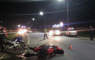 Два полицейских погибли в ДТП в Свердловской области