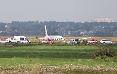 Число обратившихся за помощью после ЧП с самолетом в Жуковском выросло до 76 человек