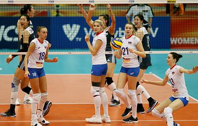 FIVB открыла дело на тренера женской сборной России Бузато за скандальный жест