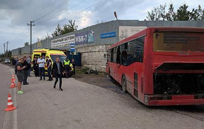 Число пострадавших в ДТП с автобусом в Перми выросло до 33