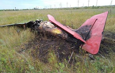 Один человек погиб при жесткой посадке легкомоторного самолета в Самарской области