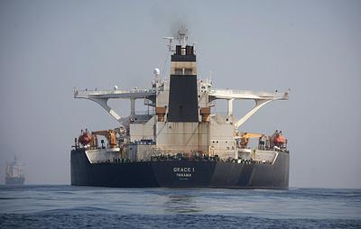 Власти Гибралтара заявили, что по-прежнему не могут задержать Grace 1 по запросу США