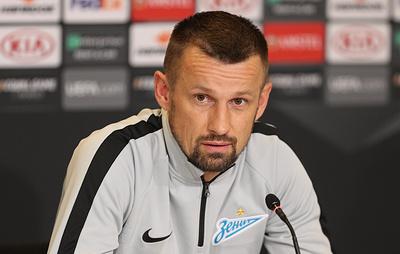 """Тренер """"Зенита"""" Семак извинился за высказывание о судействе после матча с """"Ахматом"""""""