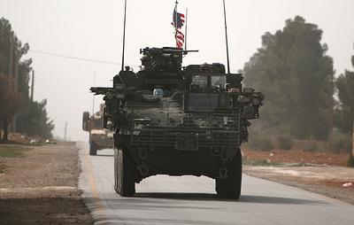 МИД Ирана: действия США на северо-востоке Сирии являются угрозой целостности страны
