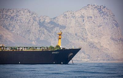 СМИ: иранский танкер Grace 1 покинул Гибралтар