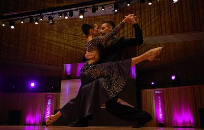 Восемь пар из России прошли в финалы чемпионата мира по танго