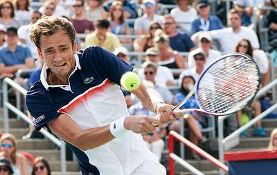 Теннисист Медведев считает невероятным, что ему удалось стать пятой ракеткой мира