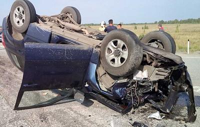 Два человека погибли в результате аварии в Челябинской области