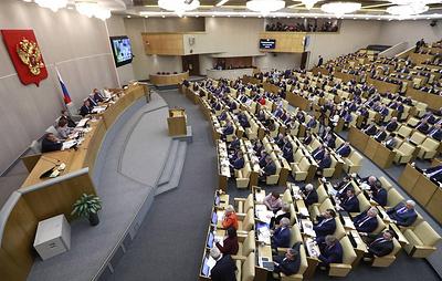 Пресс-подход по итогам заседания Совета Госдумы. Видеотрансляция