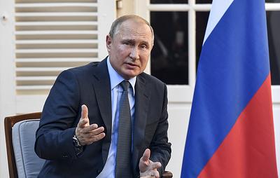 Путин связывает акции протеста в Москве с электоральным циклом