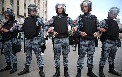 МИД Китая назвал протесты в Москве попыткой вмешательства Запада во внутренние дела России