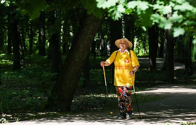 Продолжительность жизни в РФ за шесть месяцев увеличилась до 73,7 года