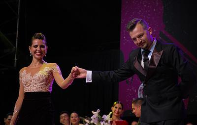 Пара из России заняла третье место в салонном танго на чемпионате мира в Аргентине