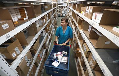В Россию ввезут не менее 10 тыс. упаковок иностранных лекарств для детей