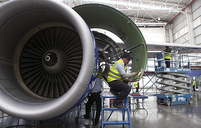 """""""Ведомости"""": мексиканская компания Interjet продает самолеты SSJ100"""