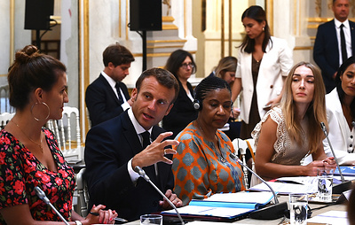 Президент Франции предлагает странам G7 заключить пакт в защиту прав женщин