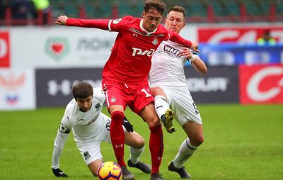 Три субботних матча откроют программу седьмого тура чемпионата России по футболу