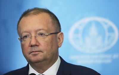 Российский посол в Великобритании завершил свою миссию и отбыл в Россию