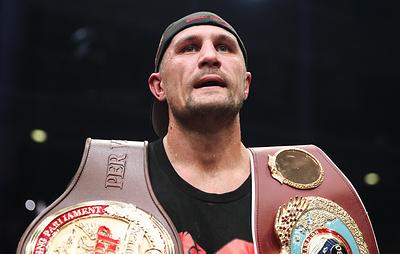 Боксер Ковалев получил звание заслуженного мастера спорта после победы над Ярдом