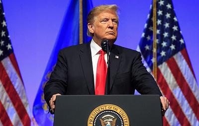 Администрация США не исключила встречи Трампа и Зарифа в Биаррице