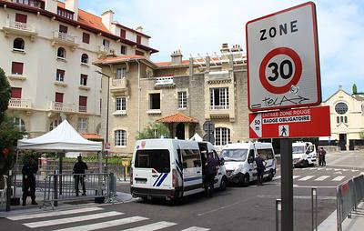 Владельцы ресторанов в Биаррице жалуются на потерю прибыли из-за саммита G7