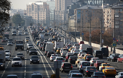 Пик пробок в Москве на этой неделе ожидается 1 сентября