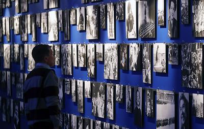 Крупнейший в России фотоархив. История фотохроники ТАСС