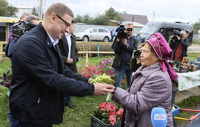 Алексей Текслер: поддержка садоводов Южного Урала в 2020 году увеличится до 30 млн рублей