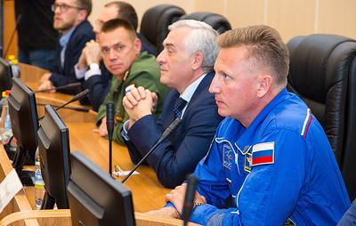 В крупнейшем экономическом вузе Урала прошла встреча с первым екатеринбургским космонавтом