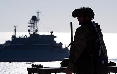 Черноморский флот следит за зашедшим в Черное море судном ВМС США
