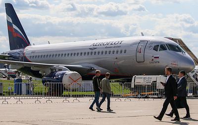"""""""Аэрофлот"""" может в ближайшее время подписать контракт на 22 самолета SSJ 100"""
